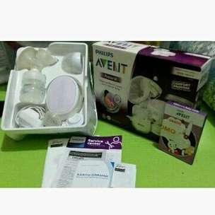 philips avent natural elektrik