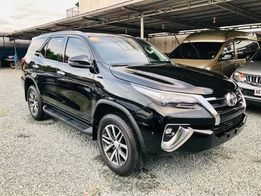 f56514048a3ba1 sponsored 2018 Toyota Fortuner 2.4 V AUTOMATIC DSL 5500 KMS ONLY for price  2019