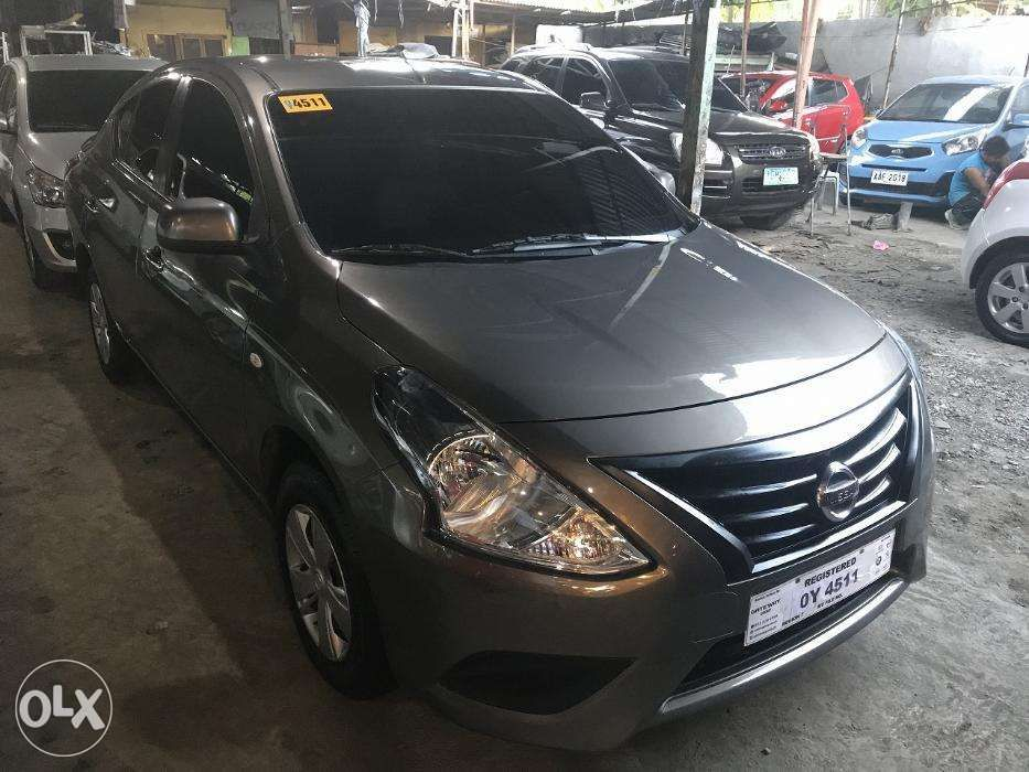 2017 1st Own Cebu Unit Nissan Almera All Power Options Almost
