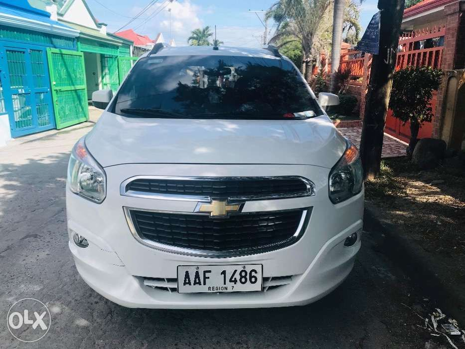 Chevrolet Spin Ltz At In Angeles City Pampanga Olx
