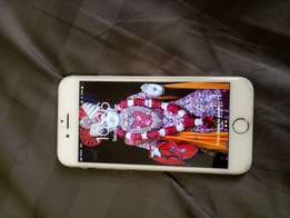 iPhone 6s 64gb silver colour warranty completed