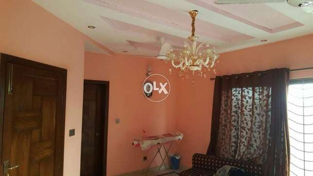 3 room furnish portion on rent bahria ph 4