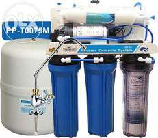 Reverse osmosis Purifier/ Mineral Water