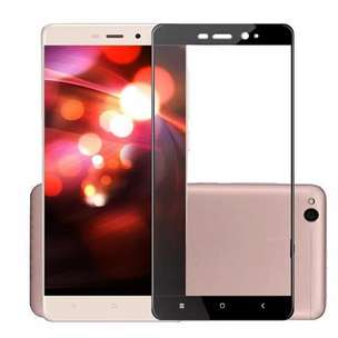 Xiaomi Redmi 4A Tempered Glass Full Cover Color 2.5D - FT542H