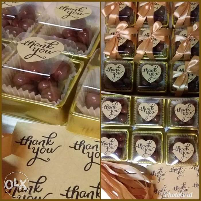 Customized Wedding Favors And Giveaways By Megabites For Sale