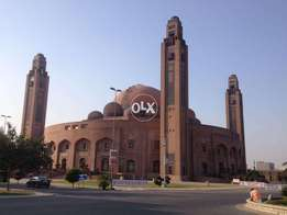 10 M Corner Janiper Good Location in Bahria Town Lahore