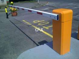 Automatic barriers Boom/road barriers
