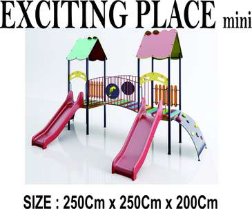 Exciting Place Mini Mainan Anak Outdoor