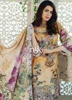 Malhaar embroidered Stock available