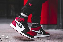 eac4d9f2be2f13 Jordan 1 bred - View all ads available in the Philippines - OLX.ph