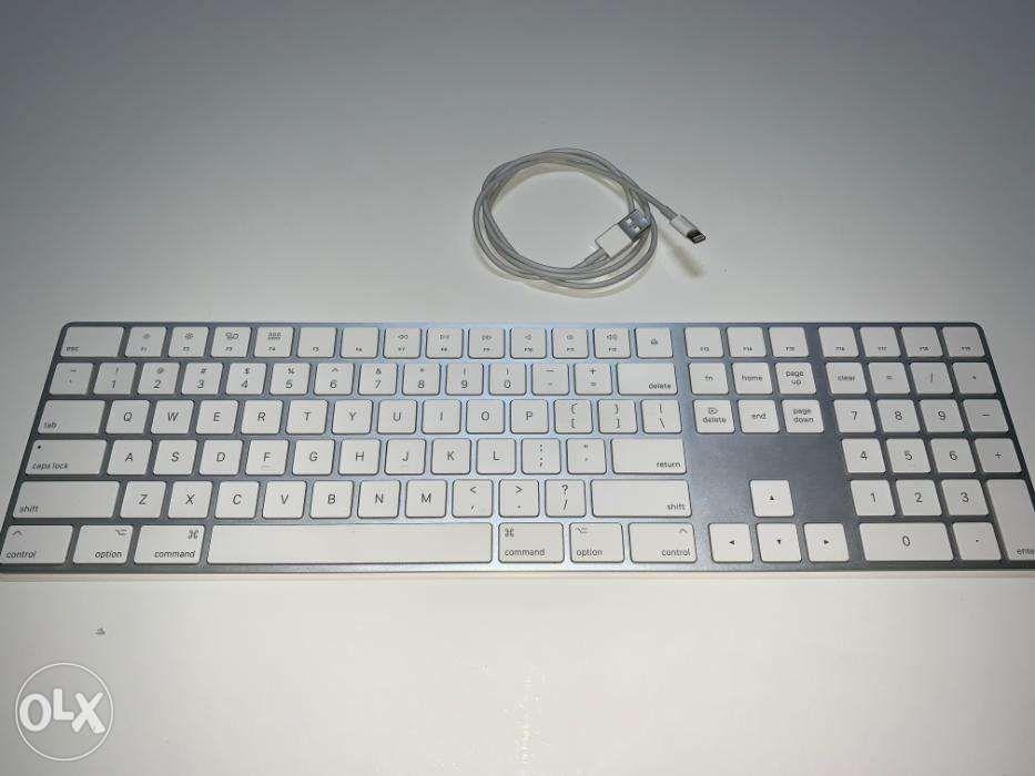379ad1fd710 Apple Magic Keyboard with Numeric Keypad Silver US English in Taguig ...