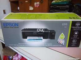 EPSON L310 Printer 4 Color Office & Home Working Photo Printer