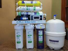 7 Stage RO Plant for Pure, Healty & Mineral Water