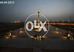 Bahria Town 125 Yard non ballot plot in Karachi For sell