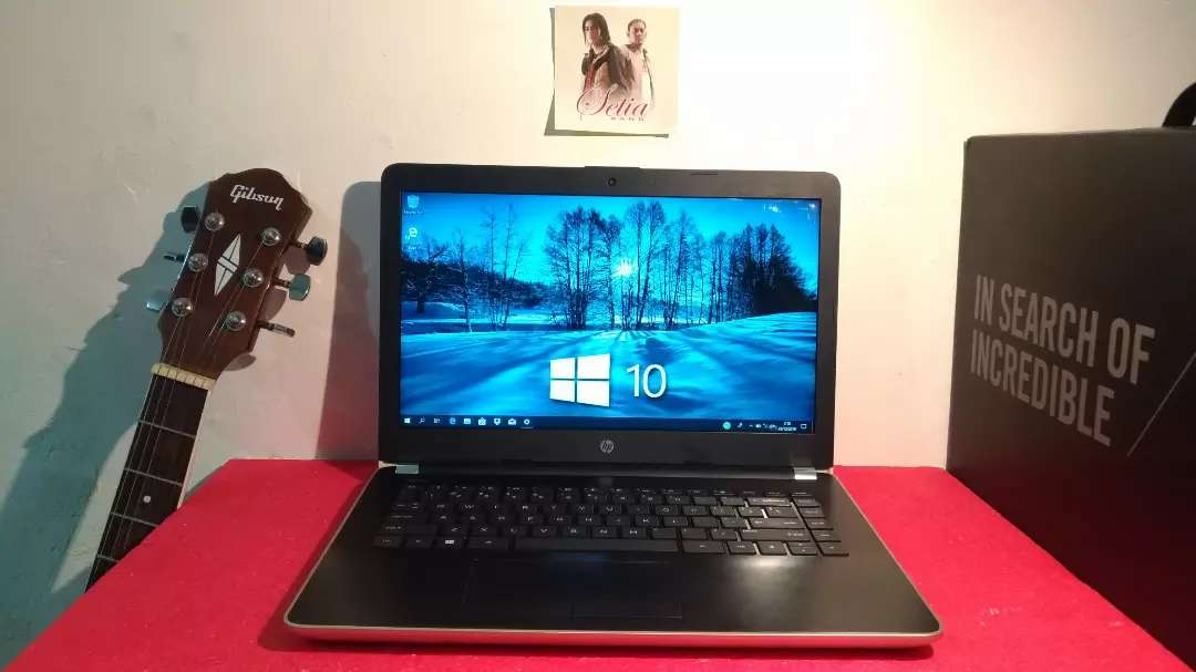 Laptop hp 14 slim 0