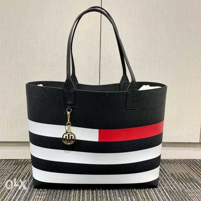 Authentic Tommy Hilfiger Reversible Tote Bag (Brand New from U.S.) ... d35ccc18878de
