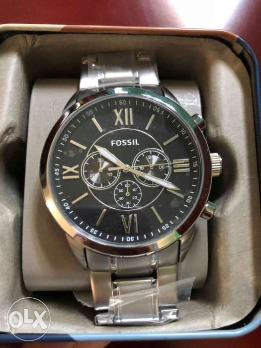 09ed8b9b6 Fossil Goodwin Chronograph Stainless steel Watch in Mandaue City ...