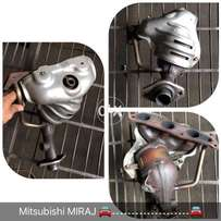 Catalytic Converter of Miraj Mira Passo Days and all japanese cars