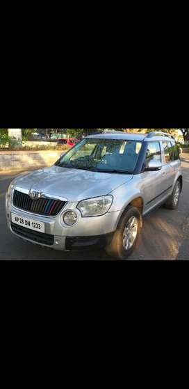 Used Skoda Yeti for sale in India, Second Hand Cars in ...