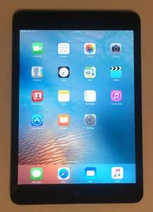 iPad Mini 1 64 Gb Black Cellular, Wifi