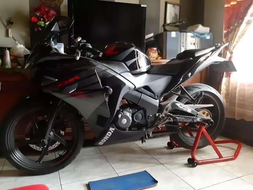 Cbr 150 R Cbu Hitam Full Modif Motor Bekas 765841160