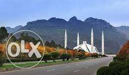 Back to nust uni road plot for sell I 12/3 plot size (25*50)