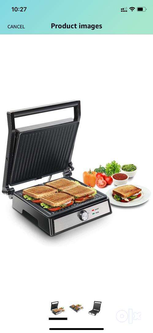 Russell Hobbs Open Contact Grill Toaster Sandwich Maker Brand New Unus Kitchen Other Appliances 1622822494