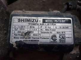 Pompa Air Shimizu Di Bogor Kota Olx Murah Dengan Harga Terbaik Olx Co Id