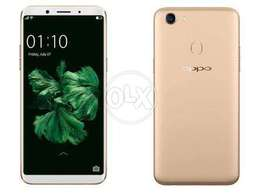 Oppo F5 youth gold fresh fixed