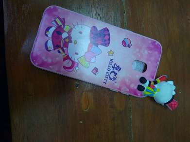 Casing Android Samsung j5 pro hello Kitty
