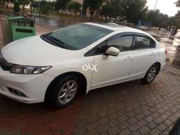 Honda Civic 1.8 rebirth full option for sale