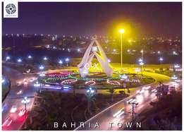 Best time investment in Bahria town low price precinct 24,plot for sal