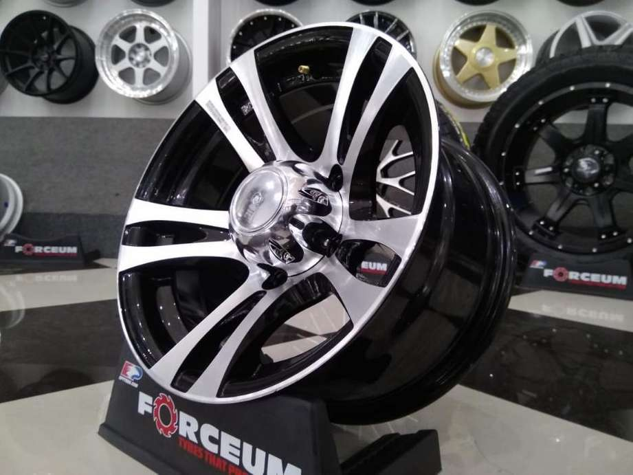 Jual Velg Racing Model QUEZO-JD5010-HSR-R15X8