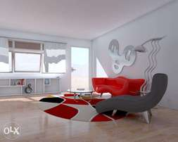F`11 stylish upper portion marble floor 500 sqyds 3 beds 3 bath D/D