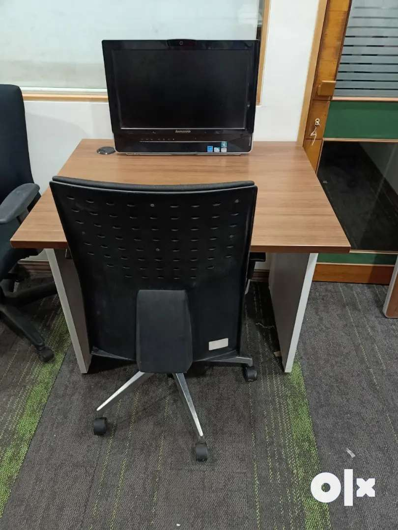 working Table , study table and chair.
