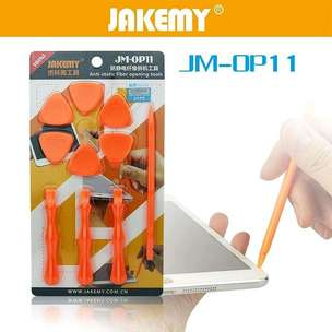 Alat pembuka Casing,Lcd touchscreen Mobile phone (Jakemy 10pcs tools)