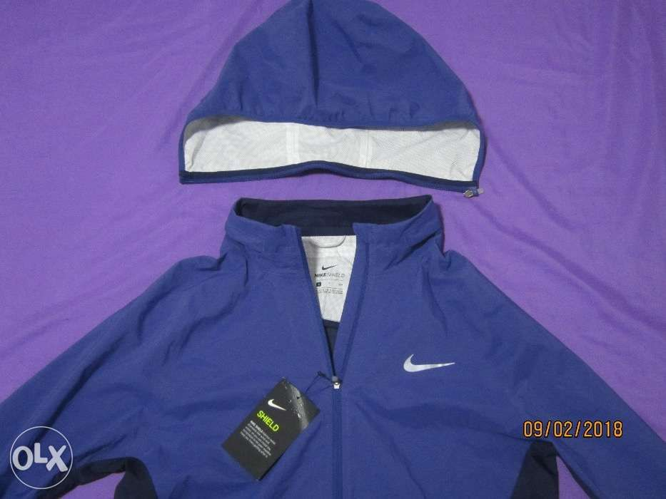 Nike Shield Running Jacket in Quezon City, Metro Manila (NCR
