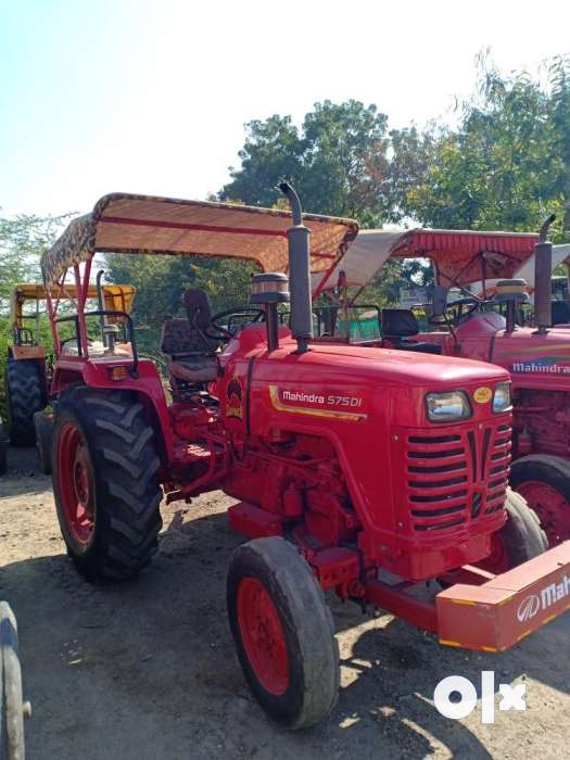 Mahindra 575 Sarpanch Tractor, 2006, Diesel - Commercial