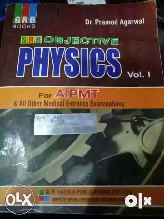 grb objective physics pdf download