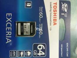 SD Card 64 GB
