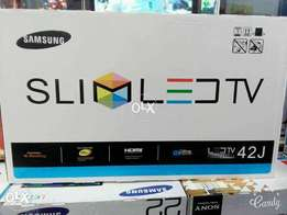Samsung 42 inches high definition led 4k android box free