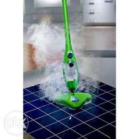 X5 H2O Stick Handheld Steam Mop Cleaner with Crevice ToolsX5 H2O Stick