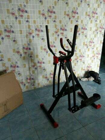 sport Aero Walker dua fungsi TOTAl fit
