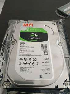 Hardisk Seagate 500gb for pc
