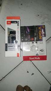 memory, earphone, flashdisk