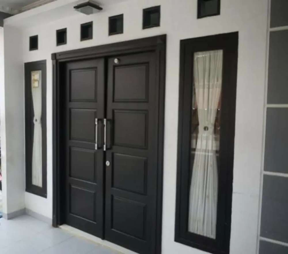 Kusen Pintu Ukir Minimalis Ada Semua Mebel 796575686 Gambar kusen rumah minimalis