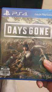 BD game ps4 days gone