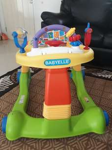 Baby walker babyelle be-0188