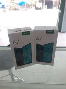 oppo A7 4/64GB Gold