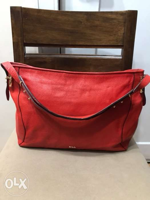 a83fac0a20 Authentic Ralph by Ralph Lauren Leather Hobo Shoulder Bag in Quezon ...